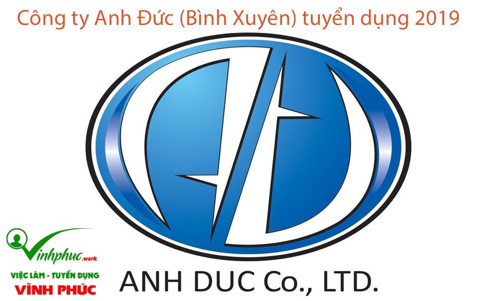 Cong Ty Anh Duc Binh Xuyen