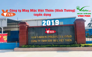 Cong Ty May Viet Thien Tuyen Dung