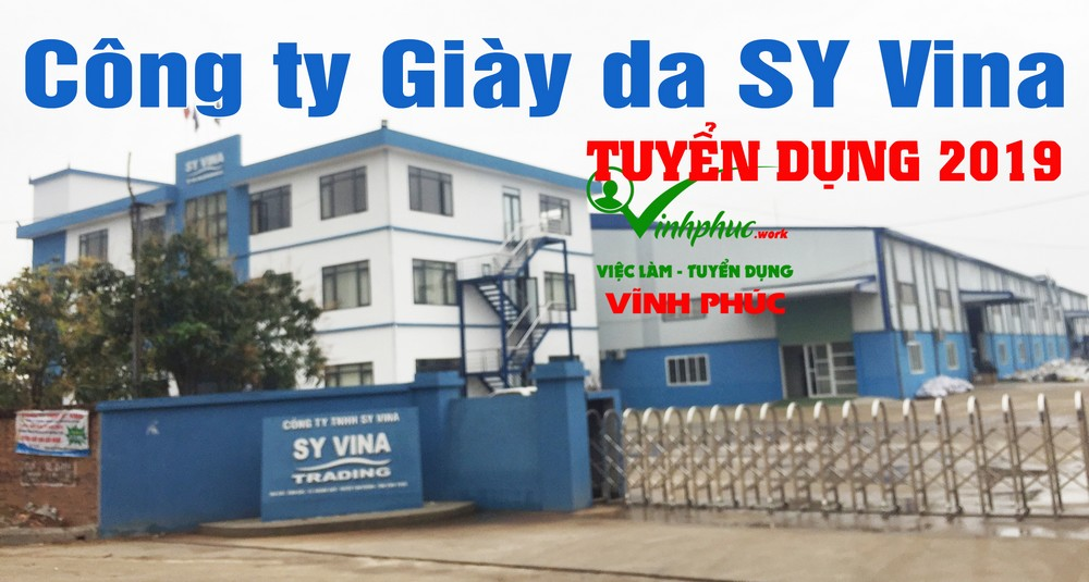 Sy Vina Tuyen Dung 2019