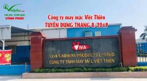 Cong Ty May Mac Viet Thien Tuyen Dung Thang 8