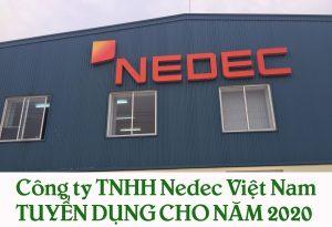 Cong Ty Nedec Tuyen Dung Nam 2020