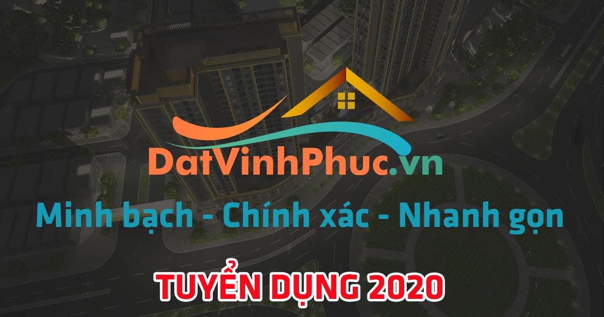 Datvinhphuc Tuyen Dung