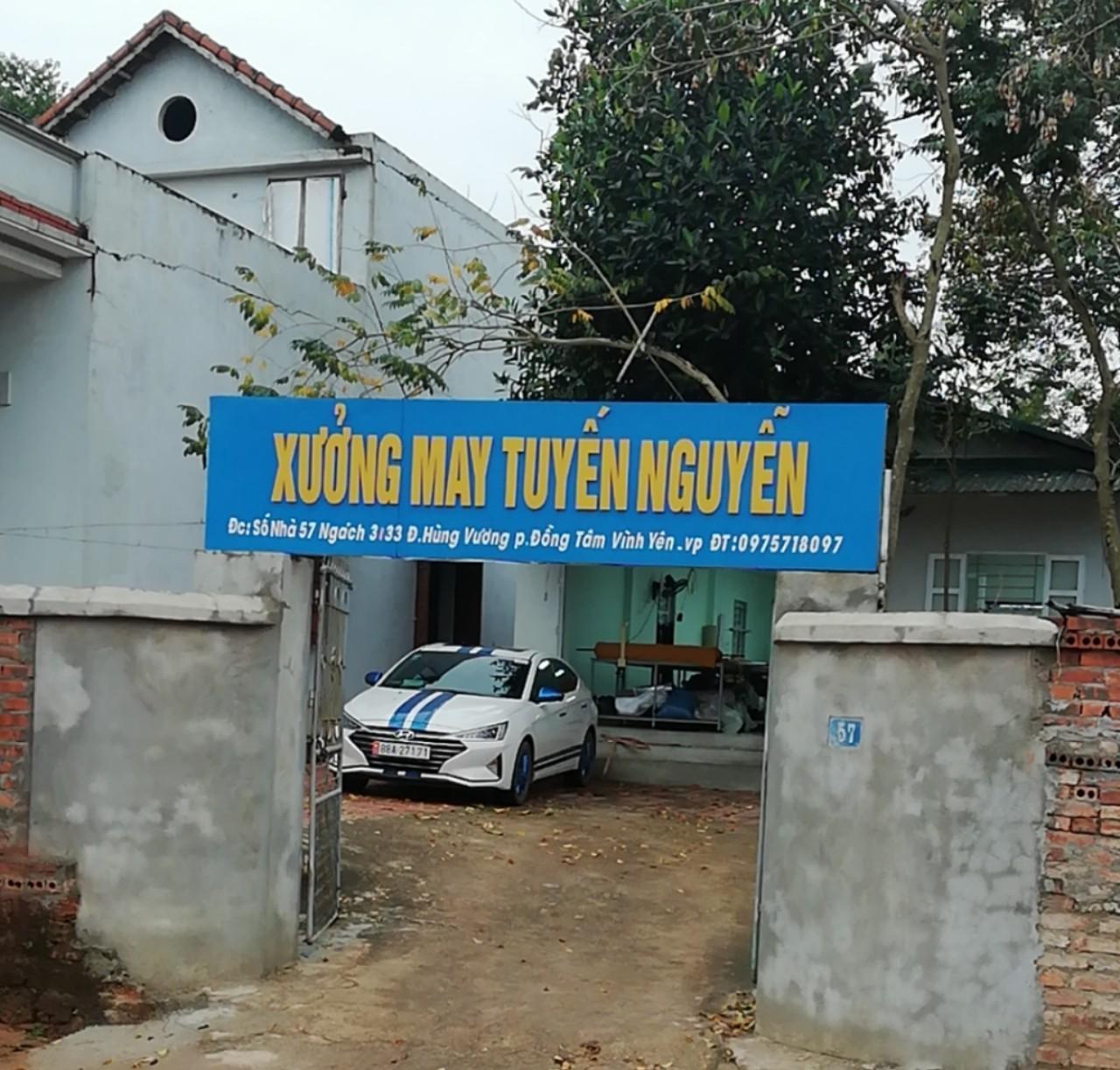 Xuong May Tuyen Nguyen Tuyen Tho May