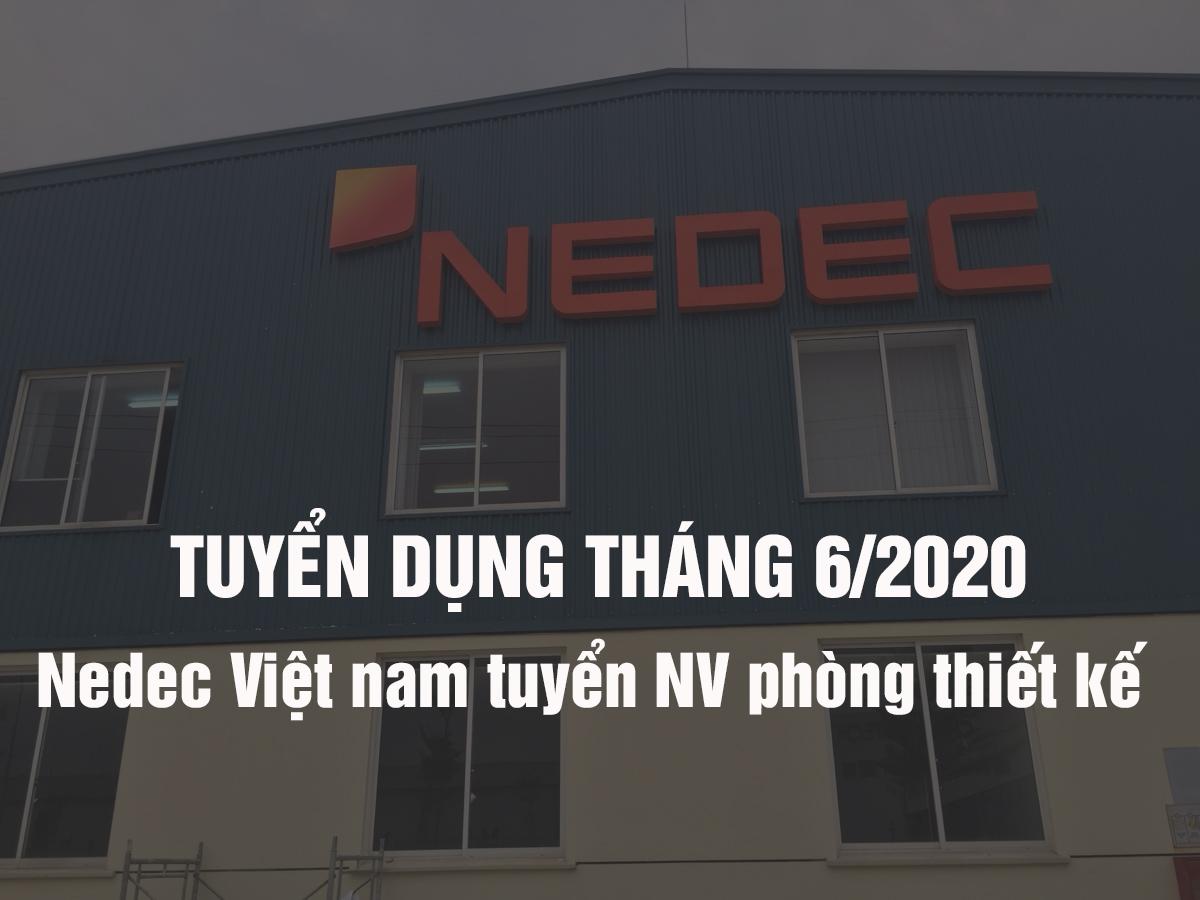 Cong Ty Nedec Tuyen Dung Thang 6