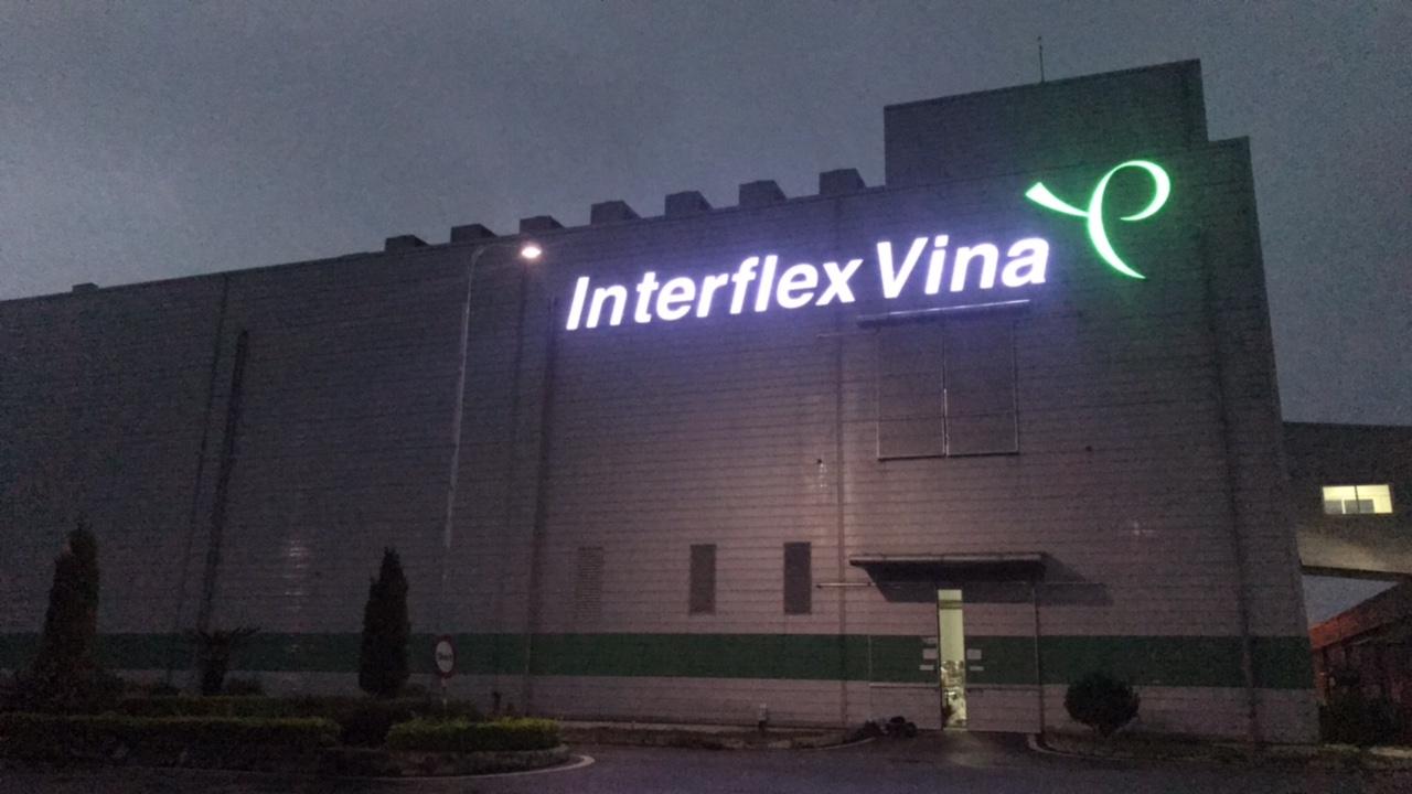 Cong Ty Tnhh Interflex Vina 7