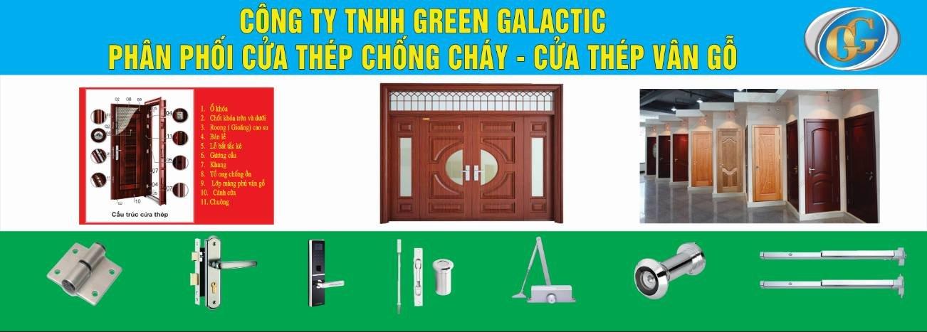 Cong Ty Green Galactic Tuyen Dung