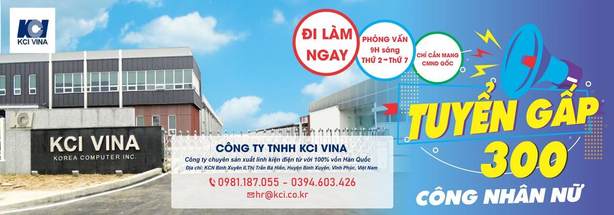 Banner Kci Vina 11 9